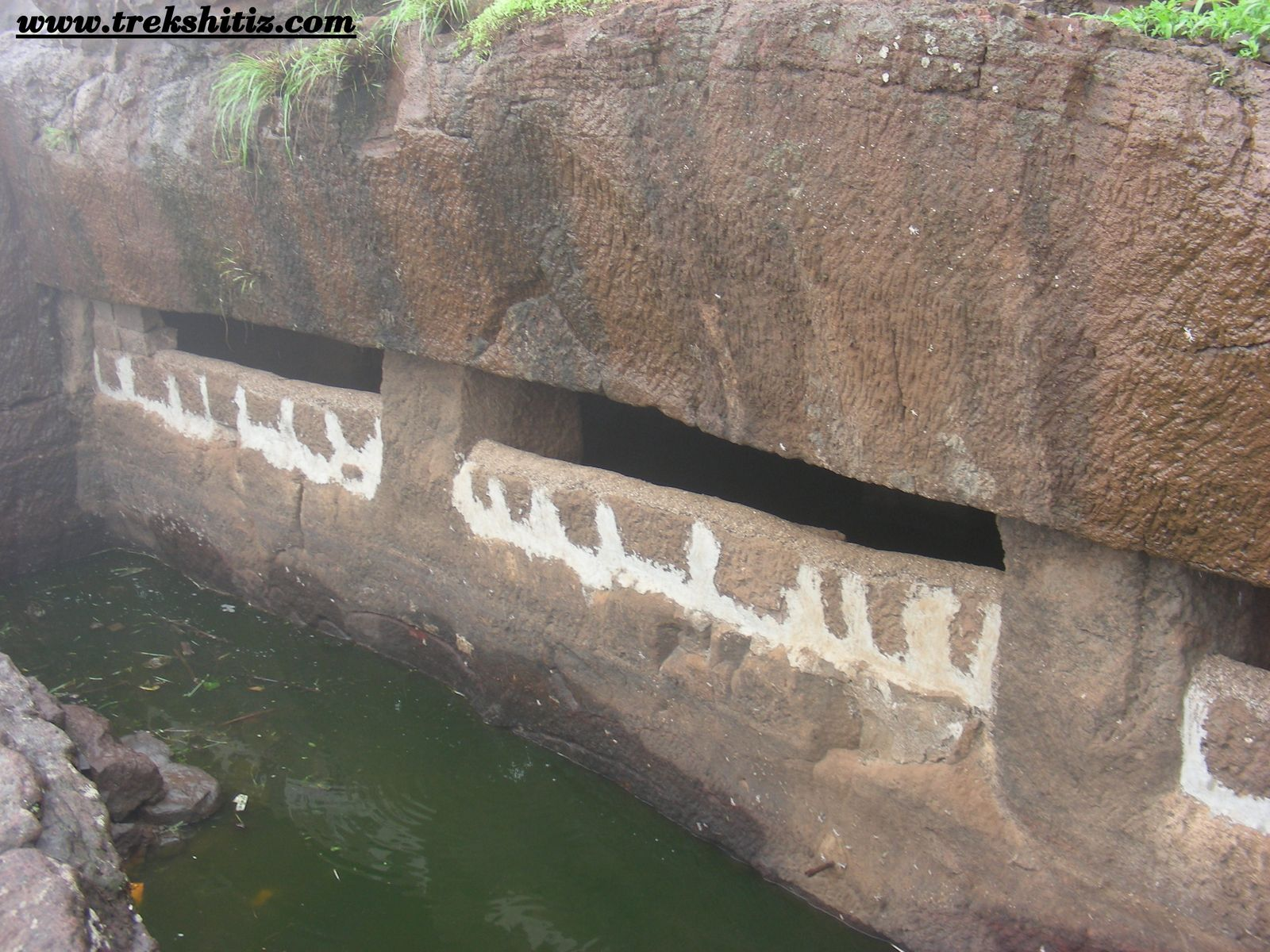 Patta Fort From it's Root (AundhaSide)
